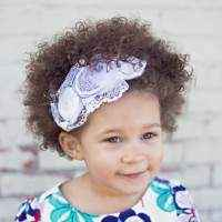 Lillian Girls Headband (American Made)