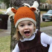Girl Longhorn Hat - ONLY FIVE LEFT!