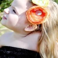Black Little Girls Lace Ruffle Petti Romper