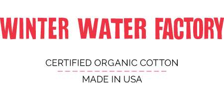 Winter Water Factory Organic Cotton USA Made Kids Clothing
